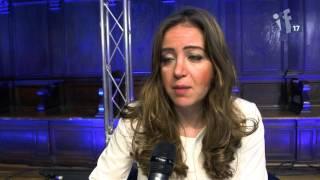 #IJF17 - Interview with - Zaina Erhaim