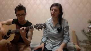 If I Leave - Summer Wine (Nancy Sinatra and Lee Hazlewood acoustic cover)