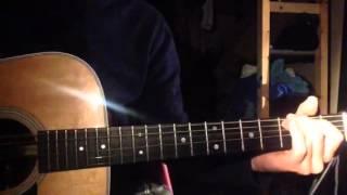 Quiet Me Down- Ben Howard (Guitar Cover)