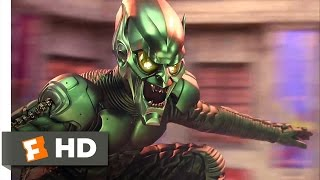Spider-Man Movie (2002) - Green Goblin Attacks the Festival Scene (5/10) | Movieclips