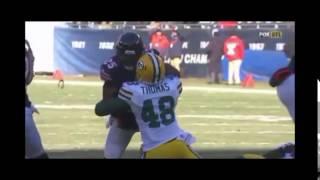 Packers Joe Thomas Removes Bears Helmet Decal