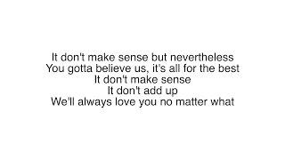James TW - When You Love Someone lyrics
