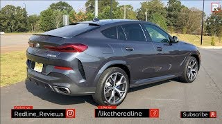 The 2020 BMW X6 M50i is still a Sleeker Looking But Less Practical X5