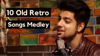 Old Hindi Songs Mashup | Bollywood Retro Medley 3.0 | Siddharth Slathia
