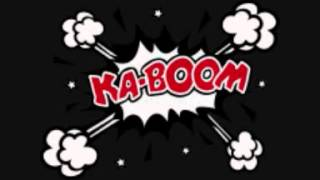 Explosion sound effect Kaboom