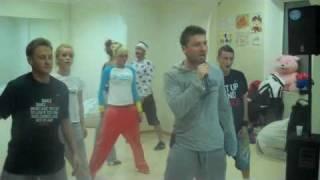 Сергей Лазарев (live) rehearsal