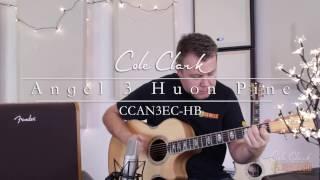 Cole Clark Angel 3 Huon Pine Acoustic Guitar Demo CCAN3EC HB