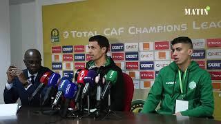 Jamal Sellami : «Nous n'avons peur d'aucune équipe en quart de finale»