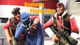 Beginning Playing Spy [SFM]