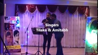 Yashomati Maiyya Se    Live Performance by Tilaka, Amitabh   Om Music Group Australia