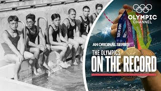 How Japan Changed Swimming Forever | The Olympics On The Record