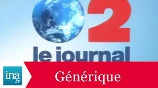 Générique 20h France 2 1994 - Archive INA
