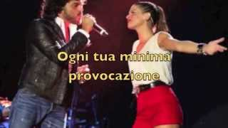 Francesco Renga feat. Alessandra Amoroso - L'amore altrove (karaoke)