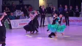 2016 Parad nadiy Junior 2С St Final Tango | Парад надежд