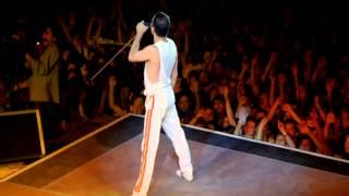 Queen -Under Pressure (Hungarian Rhapsody ,2012 hd)