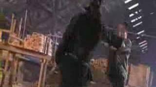 Steven Seagal fight scene