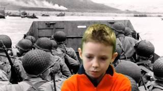 Collin, Jack & Layton World War 2 Green Screen