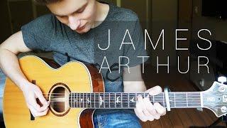James Arthur - Say You Won't Let Go - Guitar Cover (Instrumental) | Mattias Krantz