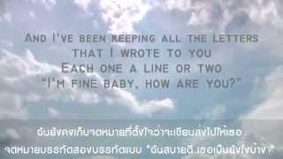 Home - Michael Buble (Lyrics) แปลไทย