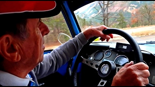 RALLY DRIVING WITH JEAN RAGNOTTI!