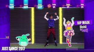 Favij - Oishii Oishii | Just Dance 2017 | Mappa Vip