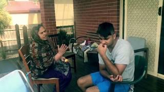 Apple ਦਾ ਫੋਨ ਲੈਣਾ | Punjabi Funny Video | Latest Sammy Naz | Tayi Ji Surinder Kaur