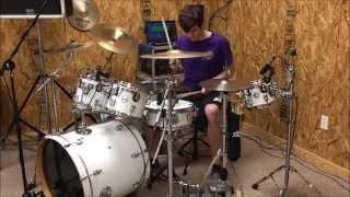 Hillsong Young & Free - This is Living // Drum Cover