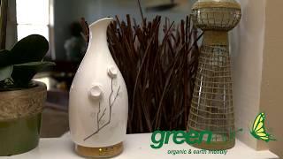GreenAir SpaMister Jasmine Aromatherapy Diffuser