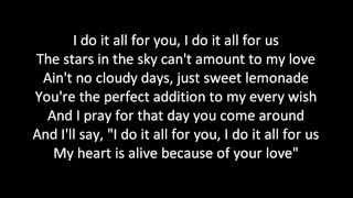 SoMo - I Do It All For You w/ lyrics