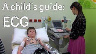 Having an ECG