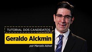 Marcelo Adnet imita Geraldo Alckmin