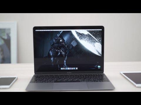 الجزء الثالث- التزامن   مراجعة لابتوب Apple MacBook 2016