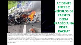 1 Acidente na BR 343, Piauí, entre Altos e Campo Maior