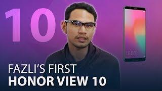 Apa Yang Best - Honor View 10