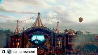 Don Diablo playing Children Of a miracle at Tomorrowland