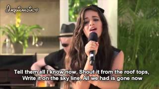 Fifth Harmony- Impossible- INSTRUMENTAL KARAOKE