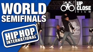 (UC) Associates - New Zealand (Adult Division) @ HHI's 2015 World Semis