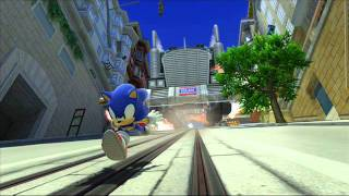 Sonic Adventure 2 Battle-City Escape Part 2 (Mad Convoy Race) By Jun Senoue Music Request