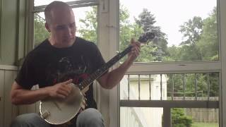 """Tallest Man on Earth's """"King of Spain"""" banjo cover"""