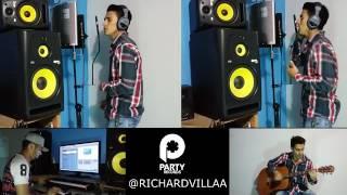 Ya No Me Duele Mas / Cover Acústico by Richard Villa (Silvestre Dangond Ft. Farruko)