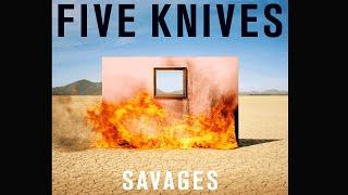 Five Knives – Shake My Bones (Audio)