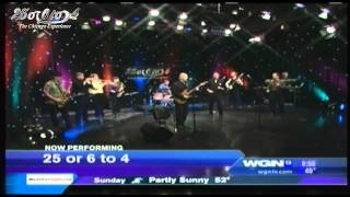 25 or 6 to 4 - The Chicago Experience - LIVE on the WGN Morning News
