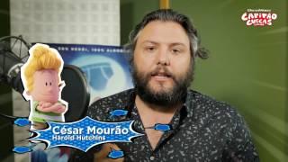 Capitão Cuecas: O Filme | César Mourão | 20th Century FOX Portugal