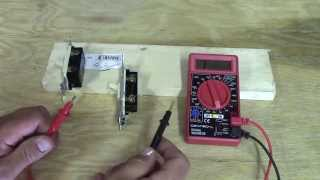 How to troubleshoot a light switch