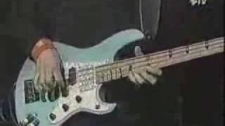 Mr Big - Burn (Deep Purple cover - live instrumental)