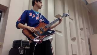 Poison-Nothin' But a Good Time (Bass Cover)