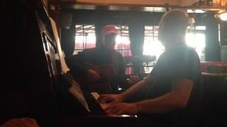 İlhan Şeşen & Burçin Büke piyano başında