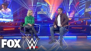 Full Interview: CM Punk answers if he would return to the ring | WWE BACKSTAGE | WWE ON FOX