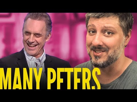 What Jordan B. Peterson is Doing | Many Peters¹⁹