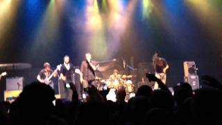 Flobots - White Flag Warrior (Featuring Tim McIlrath from Rise Against) live in Houston 2011